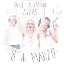 Ilustración 8 de Marzo. Un proyecto de Ilustración de Amalia Torres - 07.03.2019