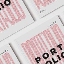 Diseño de Portfolio. Un proyecto de Diseño editorial, Diseño gráfico y Gestión del Portafolio de Clau Rodríguez Costas - 13.03.2019