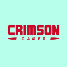 CRIMSON GAMES. A Br, ing, Identit, and Graphic Design project by Alejandro Zarcero Clavería - 03.18.2019