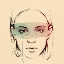 FACES (Personal). Un projet de Illustration de Ricard López Iglesias - 19.03.2019