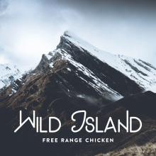 Wild Island . Diseño de logo + Concepto de Packaging. A Br, ing, Identit, Packaging, and Logo Design project by Pilar Chamorro Mora - 05.15.2017