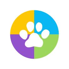 Rediseño / La Casa de la Mascota. Un proyecto de Diseño y Diseño de logotipos de Mya Barberi - 17.09.2018