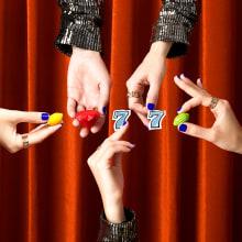 Casino Låpsüs: nuestro manifiesto; un abreboca al mundo del juego y del azar. Un proyecto de Fotografía, Dirección de arte, Retoque fotográfico, Creatividad, Fotografía de retrato, Fotografía digital y Fotografía artística de Låpsüs | Contenido Visual - 22.12.2018