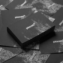 PLACEBO MEDIA. A UI / UX, Verlagsdesign und Grafikdesign project by Estudio Marina Goñi - 02.04.2019