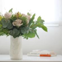 Jarrones para Be Floral. Um projeto de Artesanato de Paula Casella Biase - 08.04.2019