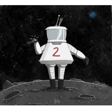 Moonsuit. Un proyecto de Ilustración y Diseño de personajes de Helena Valenzuela Widerström - 20.11.2018