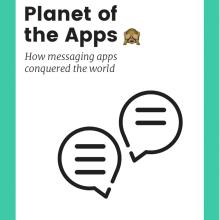 Planet of the apps. Un proyecto de Marketing Digital de Julio Fernández-Sanguino - 22.04.2019