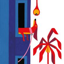 DÍA DEL LIBRO 2019. A Illustration project by Daniel Montero Galán - 04.23.2019