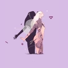 Feminism. Un proyecto de Ilustración digital de Héctor San Andrés Jaime - 25.04.2019