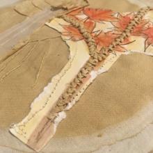Mi Proyecto del curso: Técnicas de bordado experimental sobre papel. Um projeto de Bordado de Barbara Tarcic - 30.04.2019