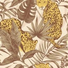 Textil Jungle. Un proyecto de Ilustración, Dibujo, Ilustración digital, Dibujo artístico e Ilustración textil de Daniela Salazar - 20.04.2019