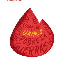 Cartel San Juan - Estilo Diseño conceptual. Un proyecto de Bellas Artes, Diseño de iconos y Diseño de carteles de Miguel Camacho Gordaliza - 02.05.2019
