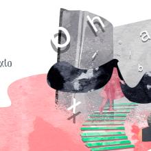 Introducción a la ilustración infantil. LA ESPERA. Um projeto de Ilustração, Design de personagens, Artes plásticas, Colagem, Criatividade, Desenho e Ilustração infantil de Sofía Gregorio - 04.05.2019