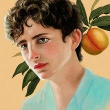 Call me by your name - Elio. Un proyecto de Ilustración, Diseño editorial e Ilustración de retrato de Antonio Ufarte - 21.04.2019
