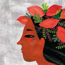 Mi Proyecto del curso: Baba Yaga. Un proyecto de Ilustración infantil de Joanna Canas Verdes - 16.05.2019