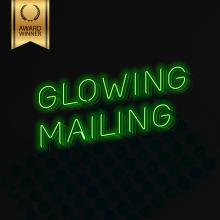 GLOWING MAILING. Un proyecto de Diseño, Publicidad, Dirección de arte, Marketing y Creatividad de Julio Pinilla - 03.05.2019