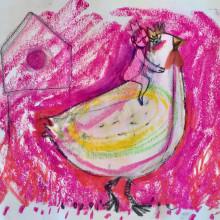 Mi Proyecto del curso: Técnicas de ilustración para desbloquear tu creatividad. Un progetto di Illustrazione di Nanen - 22.05.2019