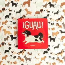GUAU. Un proyecto de Ilustración de Raeioul - 23.05.2019