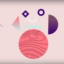 Proyecyo 1 - Curso After Effects . Un proyecto de Motion Graphics de Michelle Borráz - 29.05.2019