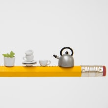 IKEA - Metod Kitchens. A Crafts, and Advertising project by Julieta La Valle - 08.15.2015