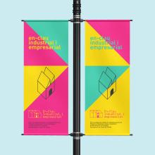 En-Clau industrial i empresarial. A Design, Br, ing und Identität, Grafikdesign, Naming und Logodesign project by LOCANDIA Estudio - 20.12.2018