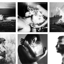Album cover compilation. Un proyecto de Dirección de arte y Fotografía artística de Silvia Grav - 12.06.2019