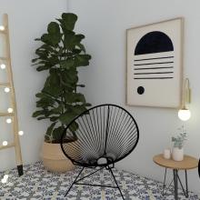 Propuesta de intervención-hostal.. Un proyecto de Diseño de interiores de Marcela Sofia Ochoa - 24.10.2018