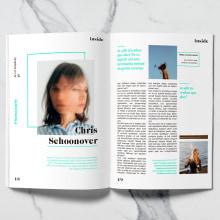 Mi Proyecto del curso: Introducción al diseño editorial. A Kunstleitung, Verlagsdesign, Bildende Künste, Grafikdesign, Kreativität und Concept Art project by Sofía Gregorio - 16.06.2019