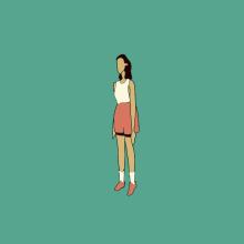 BASKET. Um projeto de Ilustração, Animação e Design de personagens de Daniela Muñoz - 17.06.2019
