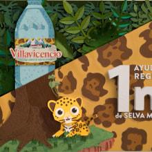 Dejá tu huella: Villavicencio. Un progetto di Animazione di Fer Salem - 18.06.2019