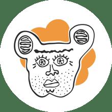 Ilustración. Un proyecto de Diseño gráfico de Raissa Lara - 19.06.2019