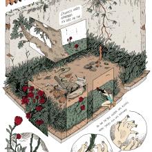 1998. A Comic & Illustration project by Silvana López - 05.08.2018