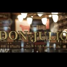 DON JULIO - Institucional Basque Culinary Center. Un proyecto de Cine, Iluminación fotográfica, Stor, board, Fotografía gastronómica, Realización audiovisual y Postproducción audiovisual de Juan Manuel Ortega Perez - 25.04.2018