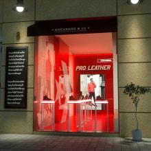Uölker // Sneakers & Co. Un proyecto de Diseño, 3D, Diseño de interiores, Diseño de producto, Diseño de calzado y Diseño de moda de Levulevú - 12.03.2015