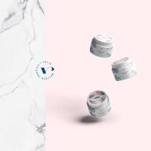 Velia Belleza Orgánica. A Br, ing und Identität, Verpackung und Naming project by Manuel Persa - 26.06.2019