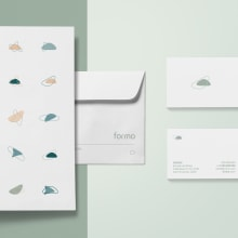 Formo. A Design, Art Direction, Br, ing, Identit, Creative Consulting, and Creativit project by destinoestudio - 07.02.2019