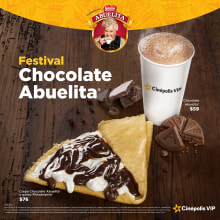 Festival Chocolate Abuelita. Un proyecto de Dirección de arte, Diseño de iluminación, Retoque fotográfico y Fotografía gastronómica de Ernesto López (Alkimia) - 06.07.2019