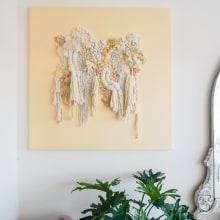 """""""Remnants"""" y """"Awakening"""". Un proyecto de Bellas Artes, Creatividad e Ilustración textil de Mariana Baertl - 08.07.2018"""