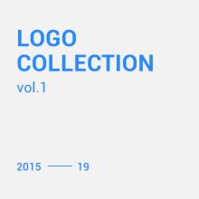 LOGO COLLECTION vol.1. A Design, Illustration, Br, ing und Identität, Grafikdesign, Naming, Icon-Design und Logodesign project by Gabriel Sencillo - 09.07.2019