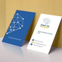 TIME TO TALENT: Branding, Web. Un proyecto de Publicidad, Dirección de arte, Br, ing e Identidad, Diseño gráfico, Diseño Web, Desarrollo Web y Diseño de logotipos de Bárbara Pérez Muñoz - 12.07.2019
