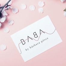 BABA: Branding, Packaging. Un proyecto de Publicidad, Diseño de complementos, Br, ing e Identidad, Diseño de vestuario, Diseño editorial, Diseño gráfico, Packaging, Naming, Diseño de logotipos y Diseño de moda de Bárbara Pérez Muñoz - 12.07.2019