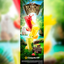 Juice Bar. Un proyecto de Dirección de arte, Diseño de iluminación, Retoque fotográfico y Fotografía gastronómica de Ernesto López (Alkimia) - 16.07.2019