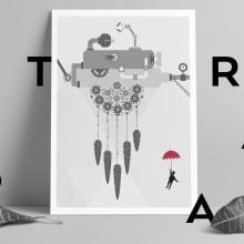 ATRAPASUEÑOS: Animación. Un proyecto de Publicidad, Motion Graphics, Animación y Animación 2D de Bárbara Pérez Muñoz - 20.07.2019