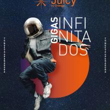 My project in Branding e Identidad: Juicy by Orange. Un proyecto de Br e ing e Identidad de Jason Hernández - 29.03.2019