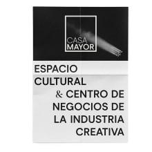 Casa Mayor. Un proyecto de Diseño, Br, ing e Identidad y Diseño gráfico de Ximena Martinez - 03.03.2019