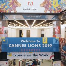 Wacom at Cannes Lions International Festival 2019Comparativa de color. A Kino, Video und TV und Werbung project by Juanmi Cristóbal - 14.08.2019