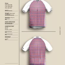 Veskin SportWear Catalogue. Un proyecto de Diseño de vestuario, Moda, Diseño gráfico, Diseño de moda y Costura de Alejandro Mazuelas Kamiruaga - 05.07.2019