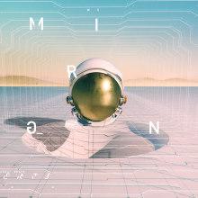 Massive Dreams SciFi Posters. Um projeto de 3D, Direção de arte e Ilustração digital de Roberto González - 20.04.2015