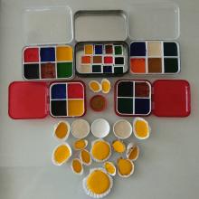 Mi Proyecto del curso: Elaboración de acuarelas artesanales. Un projet de Aquarelle de Enrique Díaz Cardeñoso - 28.08.2019