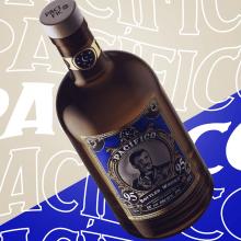 Pacific Inc.. Um projeto de Direção de arte, Br, ing e Identidade, Design gráfico, Packaging, Design de produtos e Ilustração digital de Juan Carrillo - 20.08.2019